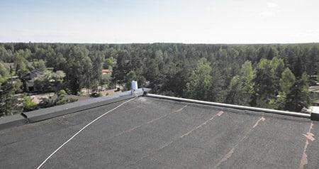 Ammattitaitoista kattojen huoltoa ja pinnoitusta